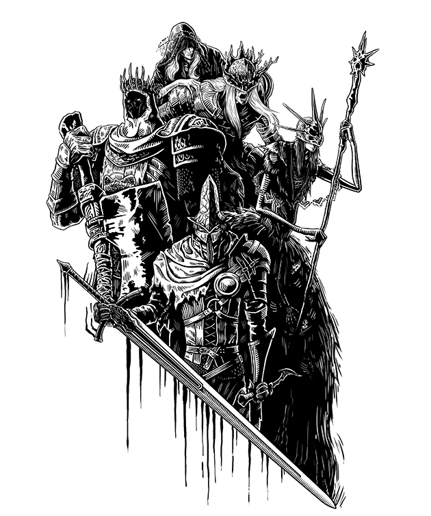 Lords of Cinder, Lords of Ash