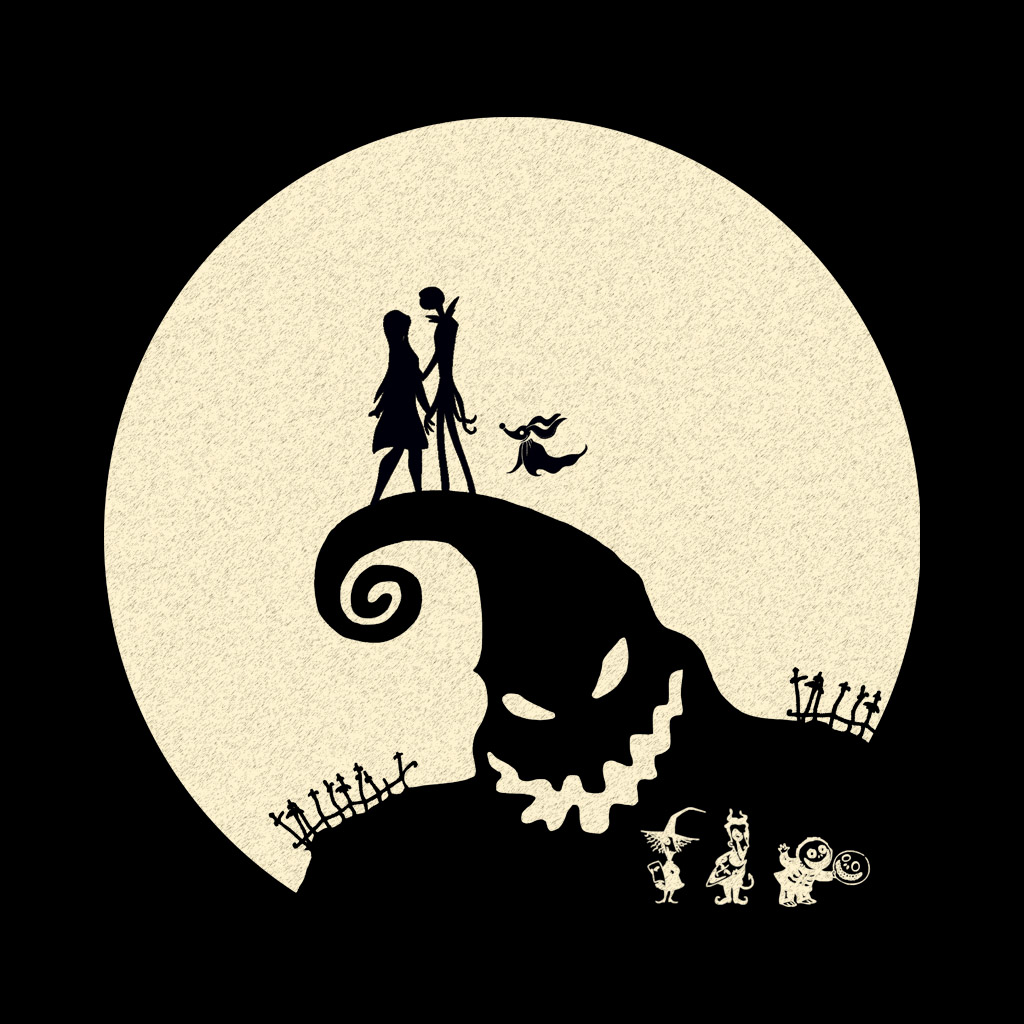 Nightmare Before Christmas | www.TeeTee.eu